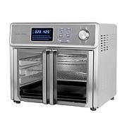 Kalorik 26-Quart Digital Maxx Air Fryer Oven - Stainless Steel