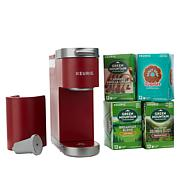 Keurig K-Mini Plus Coffee Maker with 48 K-Cup Pods and My K-Cup