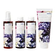 Korres 4-piece Age-Defying & Smoothing Collection