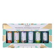 Korres Ultimate Shower Gel Mini 6-piece Collection