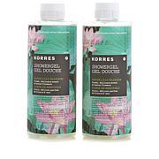Korres Water Lily Shower Gel Duo