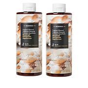 Korres Yoghurt Almond Shower Gel Duo - 13.53 fl. oz.