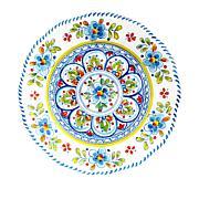 Le Cadeaux 4-piece Dinner Plate Set