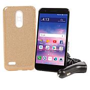 "LG Fiesta 2 5 5"" 16GB Tracfone Prepaid Phone with 1200 Min/Text/Data"