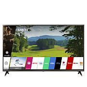 "LG UK6300 55"" 4K Ultra HD HDR Smart TV with AI ThinQ® & Voucher"