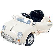 Lil' Rider '58 Speedy Sportster Battery-Operated Classic Car with R...