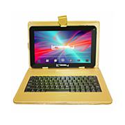 LINSAY 32GB Android 10 Tablet with Keyboard Case