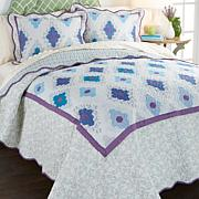 Madcap Cottage Autumn in New England 3pc Quilt Set