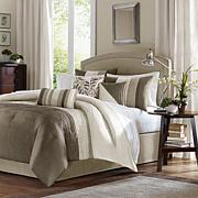 Madison Park Amherst Comforter Set California King