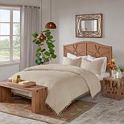 Madison Park Lillian 3-piece Cotton Duvet Cover Set