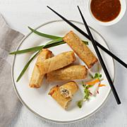 Mama La's 48-count Chicken & Veggie Egg Rolls