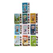 Mardles Set of 10 Interactive Sticker Packs