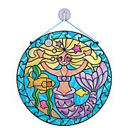 Melissa & Doug Stained Glass - Mermaid