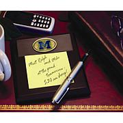 Memo Pad Holder - Michigan - College