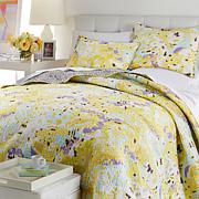 Michelle George Rainbow Taffy 100% Cotton 3-piece Quilt Set