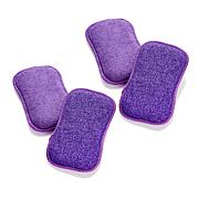 MiracleClean™ Clean, Scrub and Polish Jumbo 4-piece Sponge Set