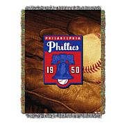 MLB Vintage Throw - Phillies