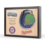 MLB StadiumViews 3-D Wall Art