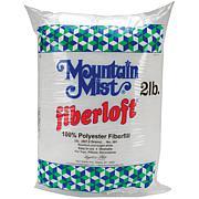 Mountain Mist Fiberloft Polyester Stuffing - 32oz FOB: MI