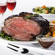 Neesvig's Pre-Seasoned Boneless Prime Rib
