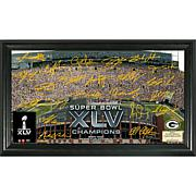 NFL Ravens Super Bowl XLV Champs Signature Collection