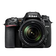 Nikon D7500 20.9MP Camera, 16-80mm Lens, 16GB Memory Card & Software