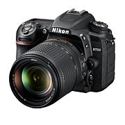 Nikon D7500 20.9MP Camera, 18-300mm Lens, 16GB Memory Card & Software