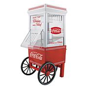 Nostalgia Electrics Coca-Cola Hot-Air Popcorn Maker