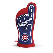 Officially Licensed MLB #1 Fan Oven Mitt - Chicago Cubs