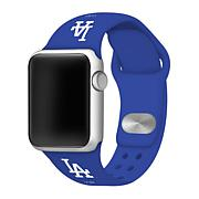 Officially Licensed MLB Apple Watchband 42/44mm - Los Angeles Dodgers