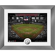 Officially Licensed MLB Art Deco Silver Coin Photo Mint