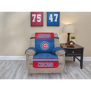 Officially Licensed MLB Recliner Furniture Protector