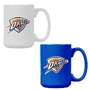 NBA 15oz Team Colored Mug set