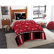 Officially Licensed NBA 808 Twin Bed In a Bag Set