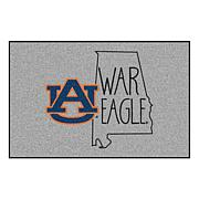 """Officially Licensed NCAA 19""""x30"""" Southern Style Rug"""