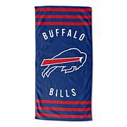 """Officially Licensed NFL 30"""" x 60"""" Stripes Beach Towel"""