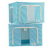 OrganizeMe Large Collapsible Storage Bins 2-pack