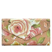 Patricia Nash Cori Envelope Wallet with RFID Protection