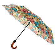 Patricia Nash Magliano Fresco Bouquet-Print Umbrella