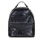 Patricia Nash Montioni Convertible Leather Backpack