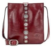 Patricia Nash Venezia Renaissance Coin Leather Pouch