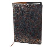 Patricia Nash Vinci Refillable Foiled Leather Journal