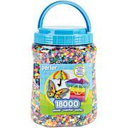 Perler Fused Beads 18,000-pack - Multicolor