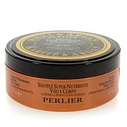 Perlier Shea Butter and Argan Oil Nourishing Soufflé for Face and Body