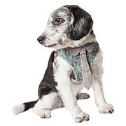 Pet Life Mesh Reversible and Adjustable Dog Harness with Neck Tie