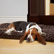 PAW Lavish Cushion Pillow Furry Pet Bed