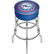 Philadelphia 76ers NBA Padded Swivel Bar Stool