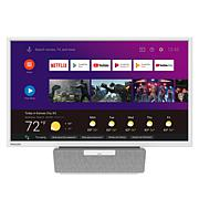 """Philips 24"""" Android TV with Built-In Google Voice Assistant & Voucher"""