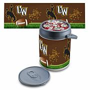 Picnic Time Can Cooler - University of Wyoming (Logo)