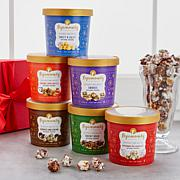 Popinsanity® Holiday 6-pack Ice Cream Flavors Popcorn